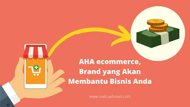 AHA ecommerce