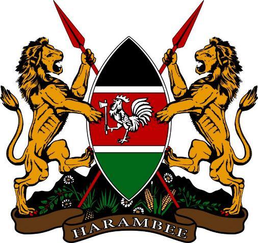 Lambang Negara Kenya