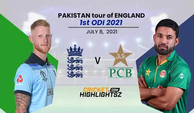 England vs Pakistan 1st ODI 2021 Highlights | ENG vs PAK 2021