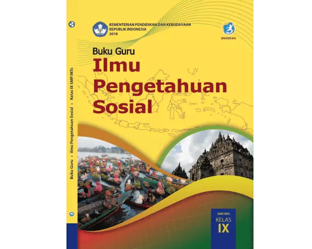 Buku Guru IPS SMP MTs Kurikulum 2013 Kelas IX (9) Revisi 2018