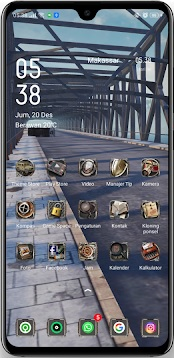 PUBG Mobile Premium Themes for OPPO