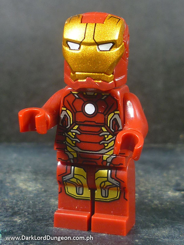 Heroes Assemble Iron Man
