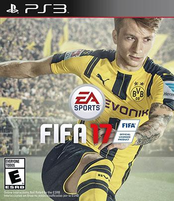 تحميل لعبة FIFA 17 PS3