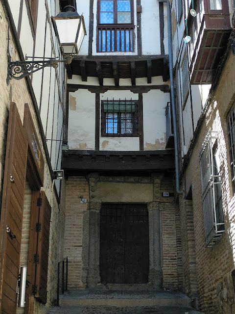Toledo - Casa típica toledana
