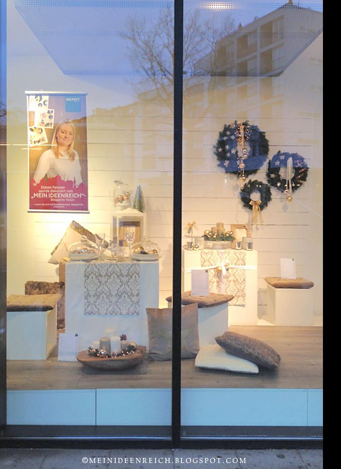 Mein schaufenster f r depot mein ideenreich for Schaufenster dekorieren