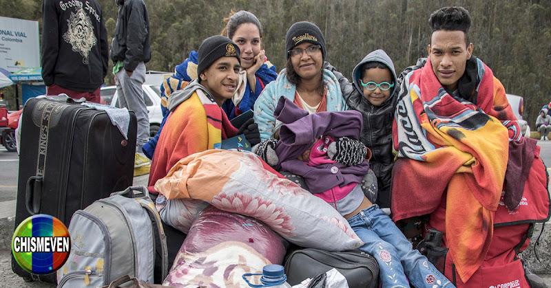 Venezuela se convirtió en el segundo país con mayor emigración forzada en el mundo