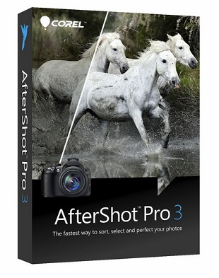 Corel AfterShot Pro 3.4.0.297 poster box cover