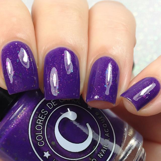 Colores de Carol-Lavender Tea