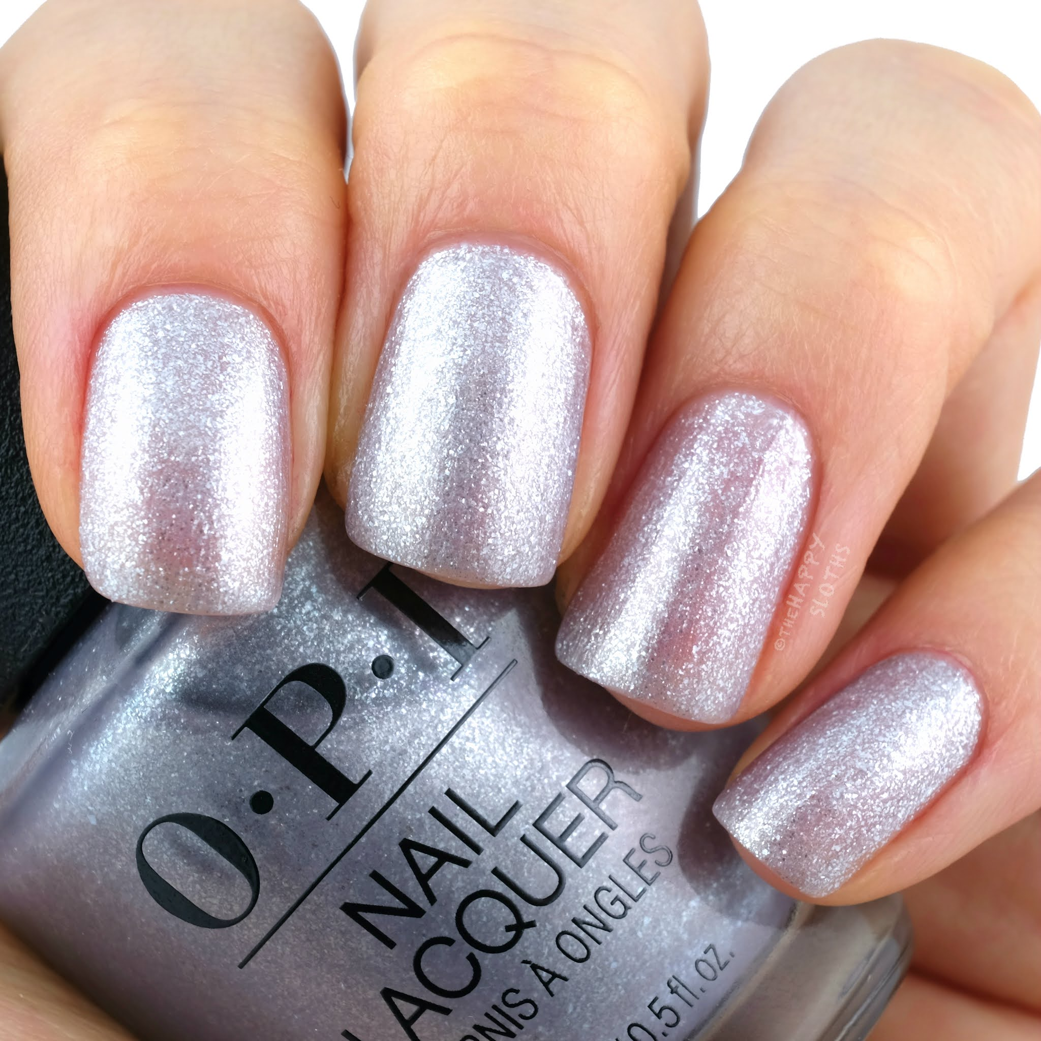 OPI Holiday 2020 Collection | Tinsel, Tinsel 'Lil Star: Review and Swatches