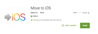 Move from Android to iPhone, iPad, or iPod touch