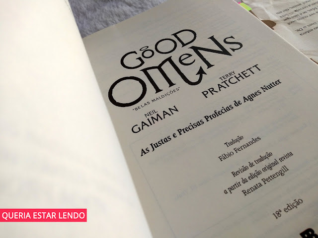 Resenha: Good Omens
