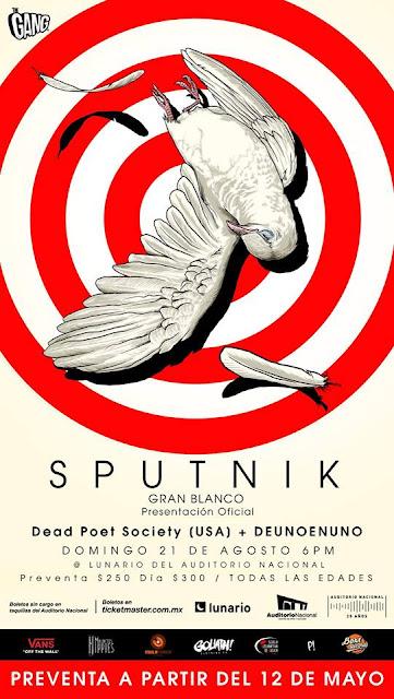 Sputnik en el Lunario