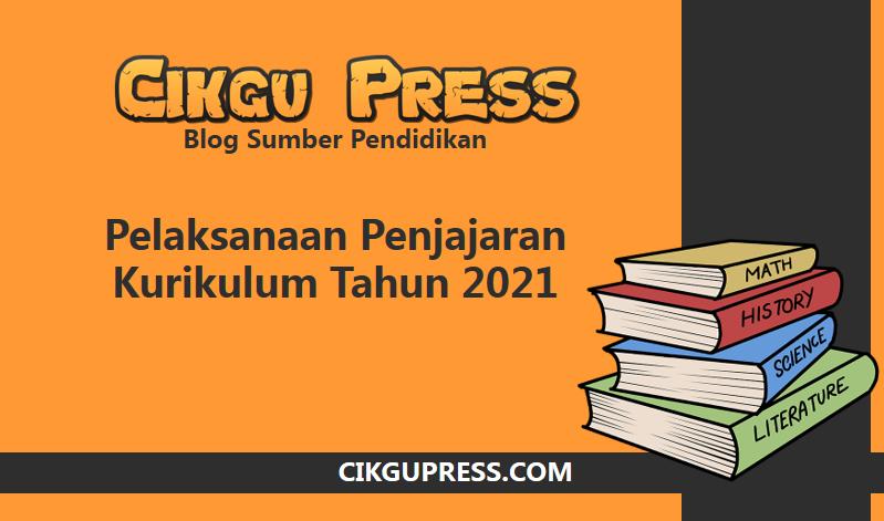 penjajaran kurikulum 2021