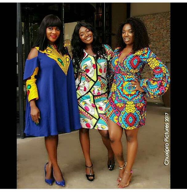 Ladies, which dress will you pick?