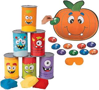 Pumpkin Activity Party Games