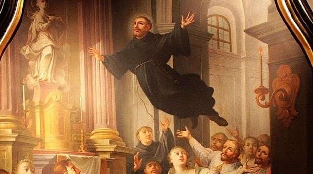 São José de Cupertino - O santo que voava