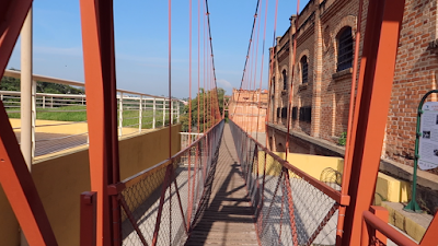 ponte pensil rio tiete