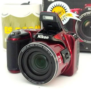 Nikon CoolPix L810 Bekas