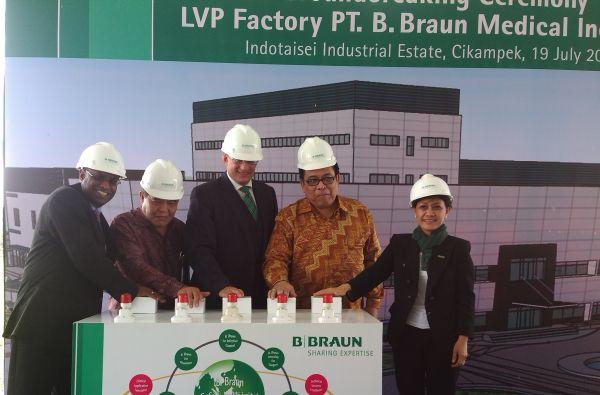 Info Lowongan Kerja Terbaru Hari Ini di Karawang PT B Braun Pharmaceutical Indonesia