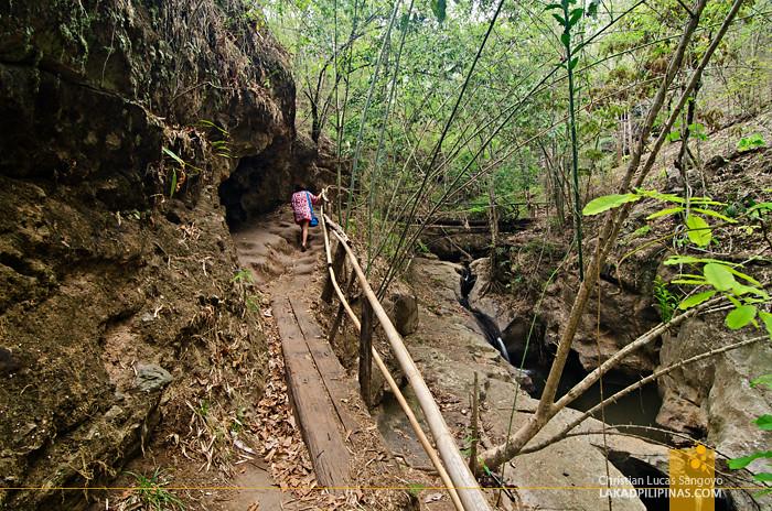 Pam Bok Waterfall Pai Thailand