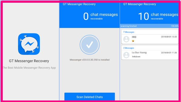 Can You Get Back Deleted Messages on Facebook Messenger