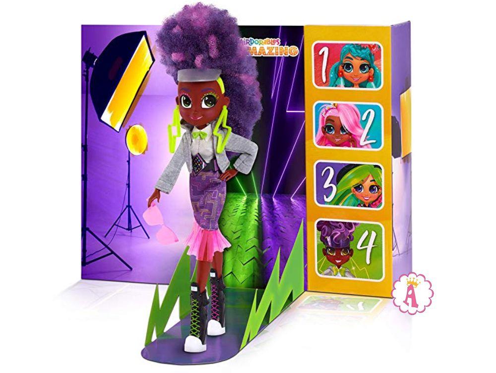 Кукла Кали из серии 26 см Хэрдораблс