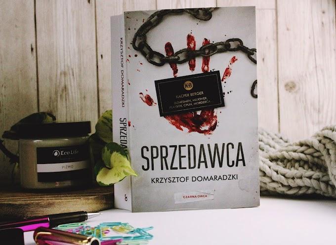 SPRZEDAWCA/ Krzysztof Domaradzki