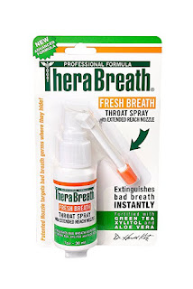 Best Organic Fresh Breath Spray