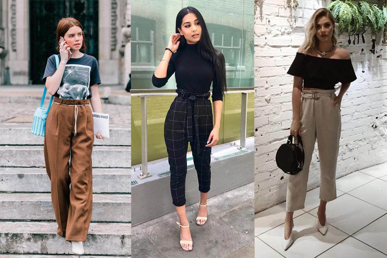 Conheça os diferentes modelos de calça para compor seu outfit