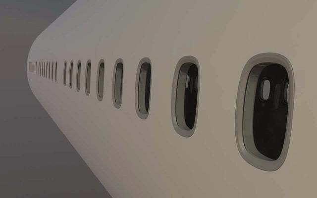 لماذا نوافذ جميع الطائرات دائرية الشكل وليست مربعة ! سر خطير جدا عليك معرفته