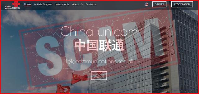 Мошеннический сайт china-uni.com - какие отзывы, платит или лохотрон?