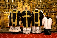 The Value of Black as a Liturgical Colour