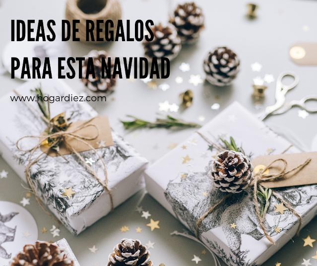 Ideas de regalos para esta Navidad 2020