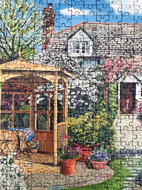 gardening jigsaw puzzles