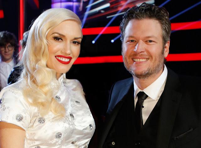 """Blake Shelton: """"Gwen salvó mi vida"""""""
