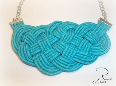 collar de paracord
