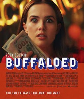 مشاهدة فيلم Buffaloed 2019 مترجم