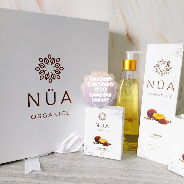 NUA Organics Launch! Unveil the New You With Cupuacu, A Brazilian Beauty Secret Now in the Philippines