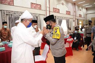 Kapolda Sumut Jalin Silaturahim Bersama Tokoh Lintas Agama Sambut Bulan Ramadan