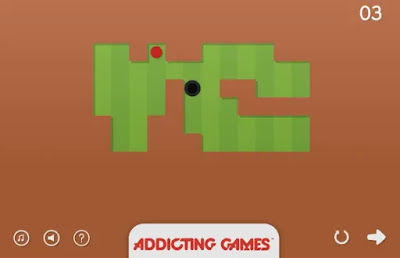 إلعب لعبة الألغاز الشيئ المنزلق أون لاين