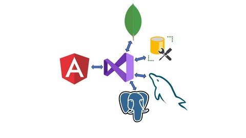 Coupon Gratis : Angular 12 and .NET Core Web API Full Stack Master Course - Dalam Belajar