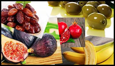 Buah-buahan dalam Al-Qur'an