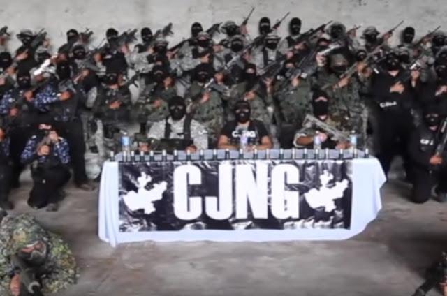 """EL C.J.N.G COMO """"SERPIENTE de TERROR"""" ATACA GUANJUATO y NO HAY QUIEN lo PARE."""