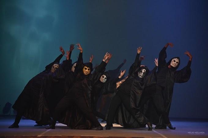 PLATAFORMA 9 ¾| Espetáculo aborda o fantástico universo de Harry Potter por meio da dança
