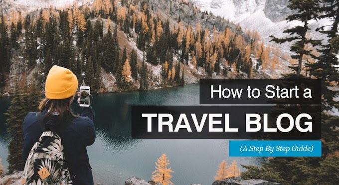 7 Tips for Becoming a Successful Travel Blogger