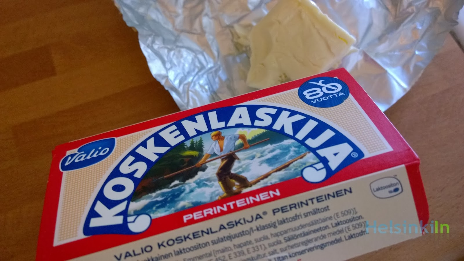 Koskenlaskia soft cheese