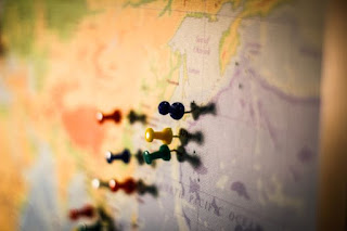 World Map - Photo by T.H. Chia on Unsplash.com