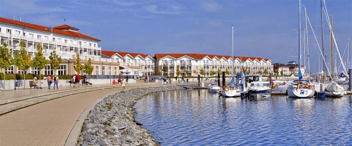 Boltenhagen Strandpromenade