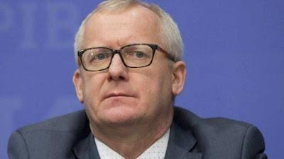 Суд арештував підозрюваного у держзраді екс-урядовця Бровченка