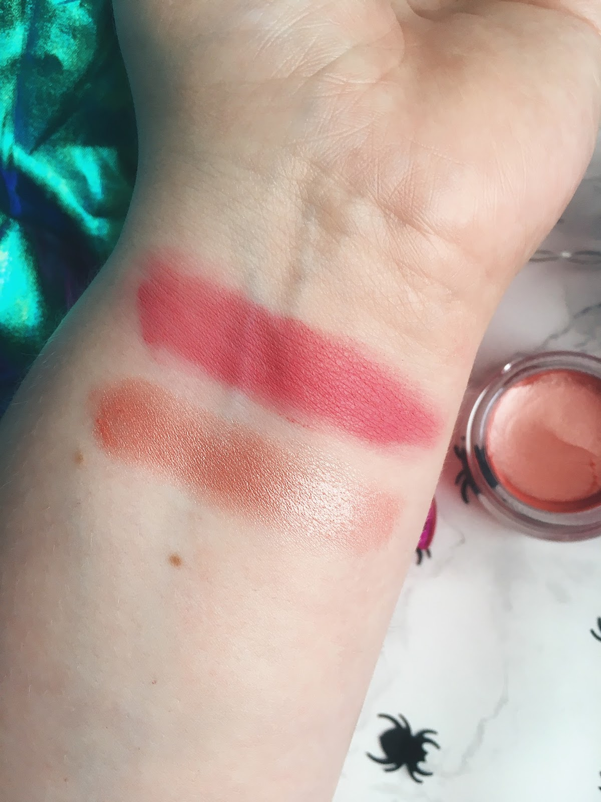 Bang Beauty Cream Color in Dolce Pink swatch